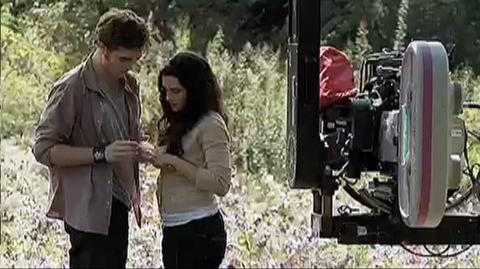 The Twilight Saga Eclipse (2010) - Featurette Rob And Kristen