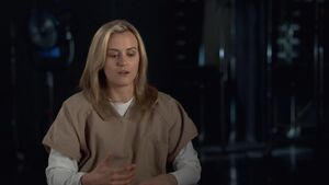 Orange is the New Black - Season Two Taylor Schilling Interview