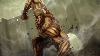 Attack on Titan - Colossal Titan Battle