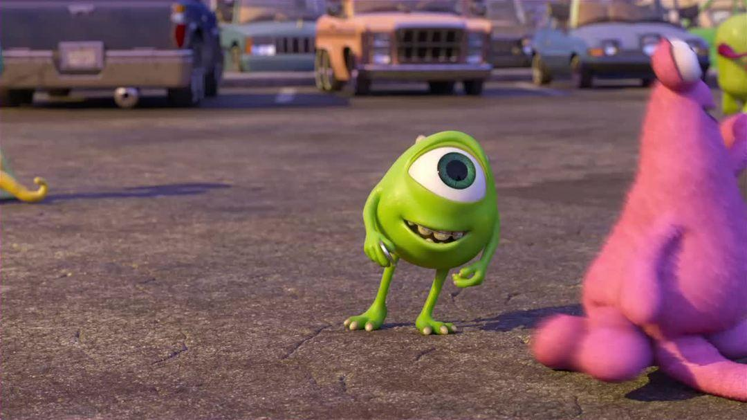 "Monsters University - Clip - ""Little Mike"""
