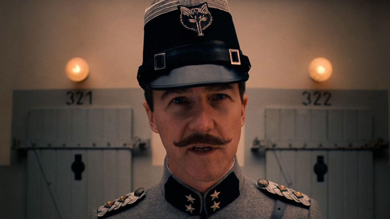 The Grand Budapest Hotel - Online Character Promo