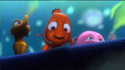 Finding Nemo Finding Nemo 3-D Re-Release (2003) - Trailer for Finding Nemo