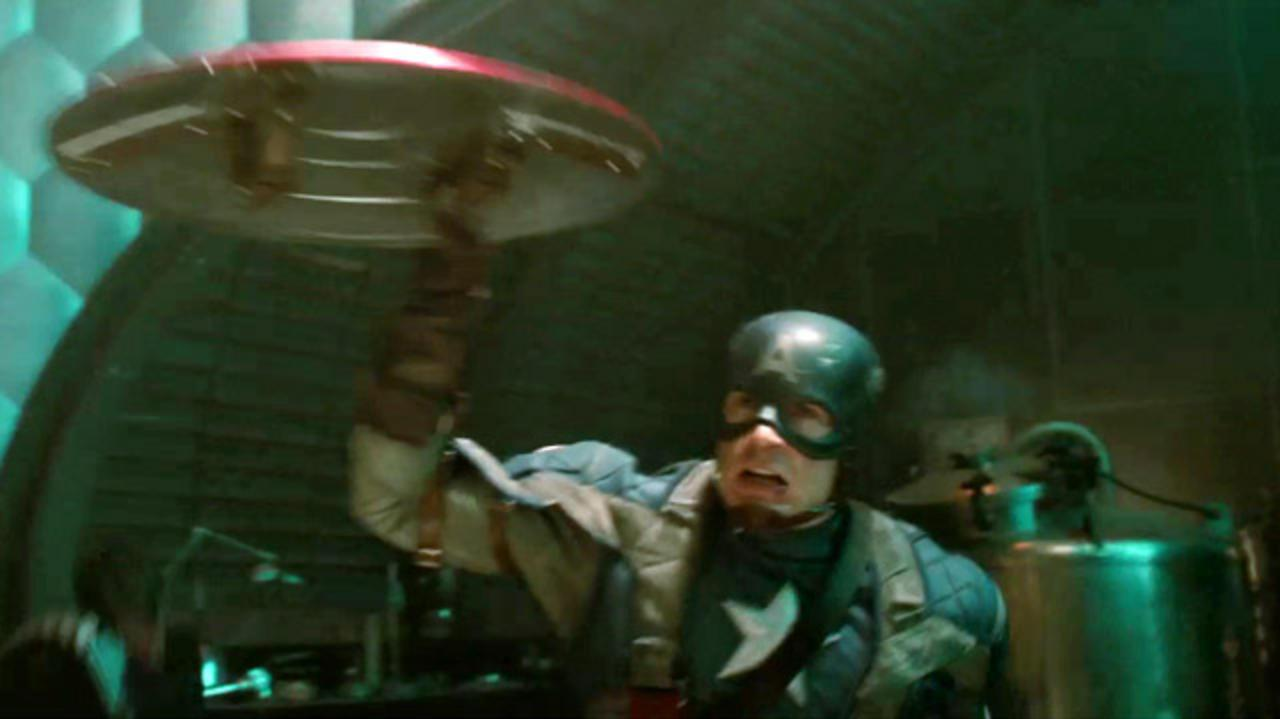 Rewind Theater - Captain America First Trailer