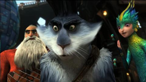 Rise of the Guardians (2012) - Theatrical Trailer 2 for Rise of the Guardians