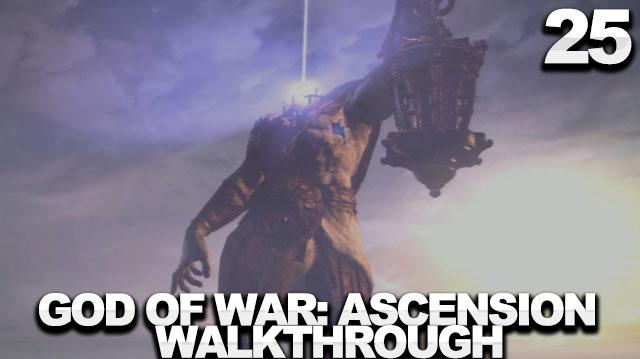 God of War Ascension Walkthrough Part 25 - The Furnace 2