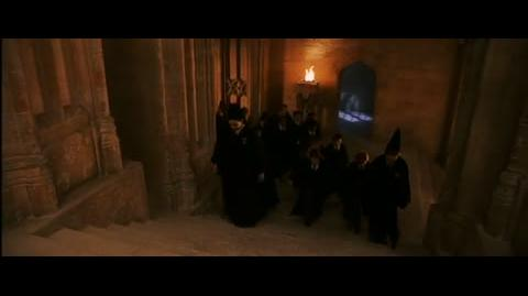 Harry Potter and the Sorcerer's Stone - The castle