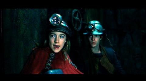 City Of Ember (2008) - Open-ended Trailer