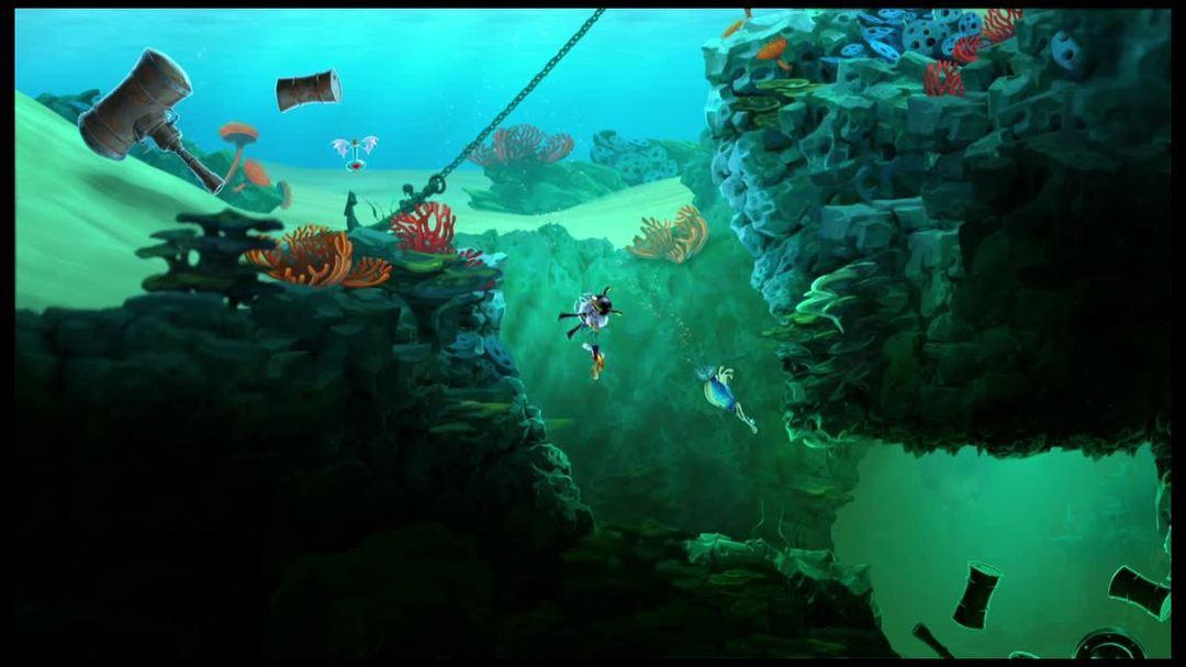 Rayman Legends - Ocean World Trailer