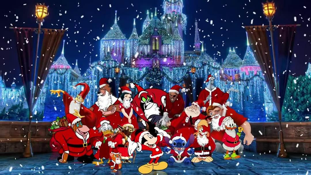 Disney Santa Wishlist