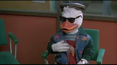 Howard the Duck - looking for a job