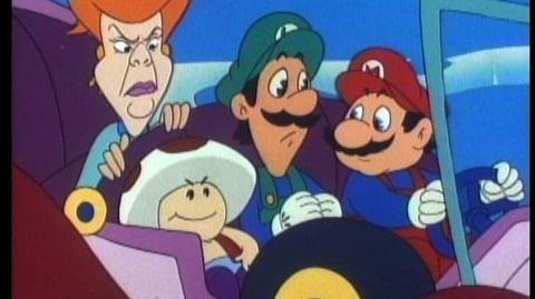 The Super Mario Bros