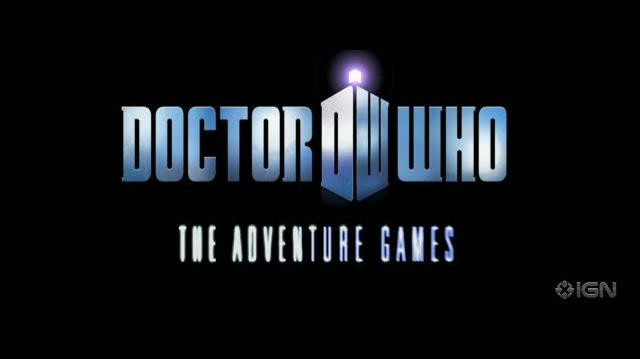 Doctor Who The Adventure Games -- City of the Daleks PC Games Trailer - Episode 1 Trailer