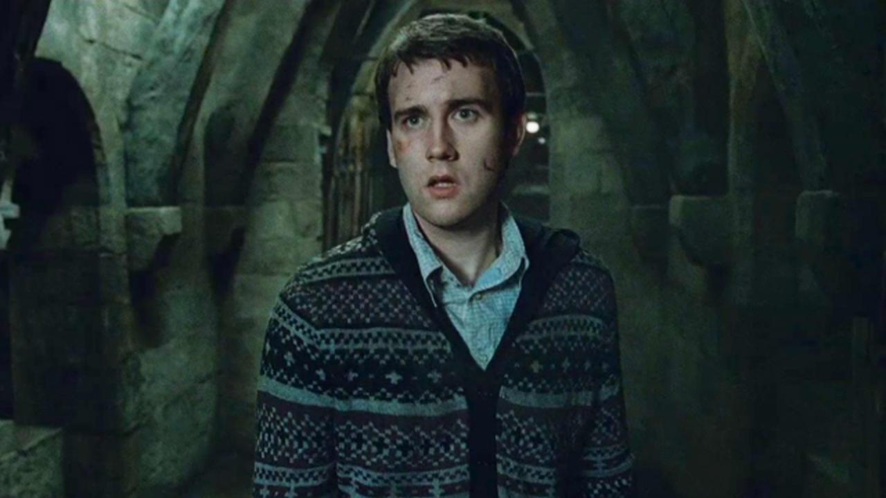 Harry Potter and the Deathly Hallows Clip - Who's Army?
