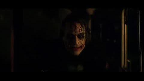 The Dark Knight - Flipping the truck
