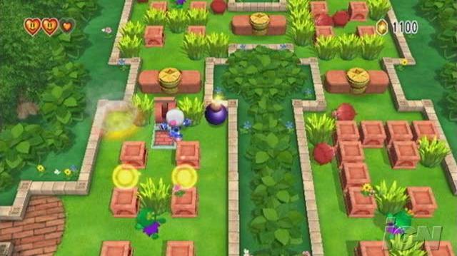 Bomberman Wii Nintendo Wii Video - Story mode