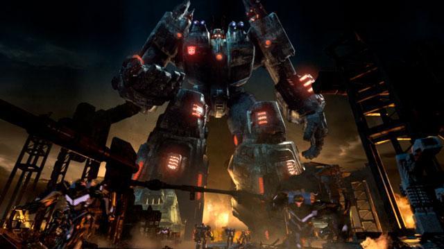 Transformers Fall of Cybertron - Cinematic Trailer - E3 2012