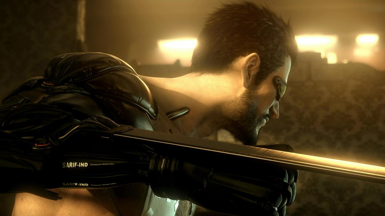 Deus Ex Human Revolution Video Preview