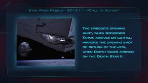 """Star Wars Rebels S01E11 """"Call to Action"""" - Fan Brain"""