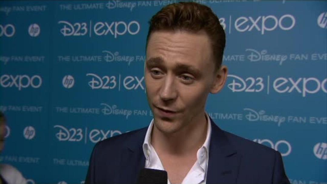 Thor The Dark World - Tom Hiddleston - D23 Interview
