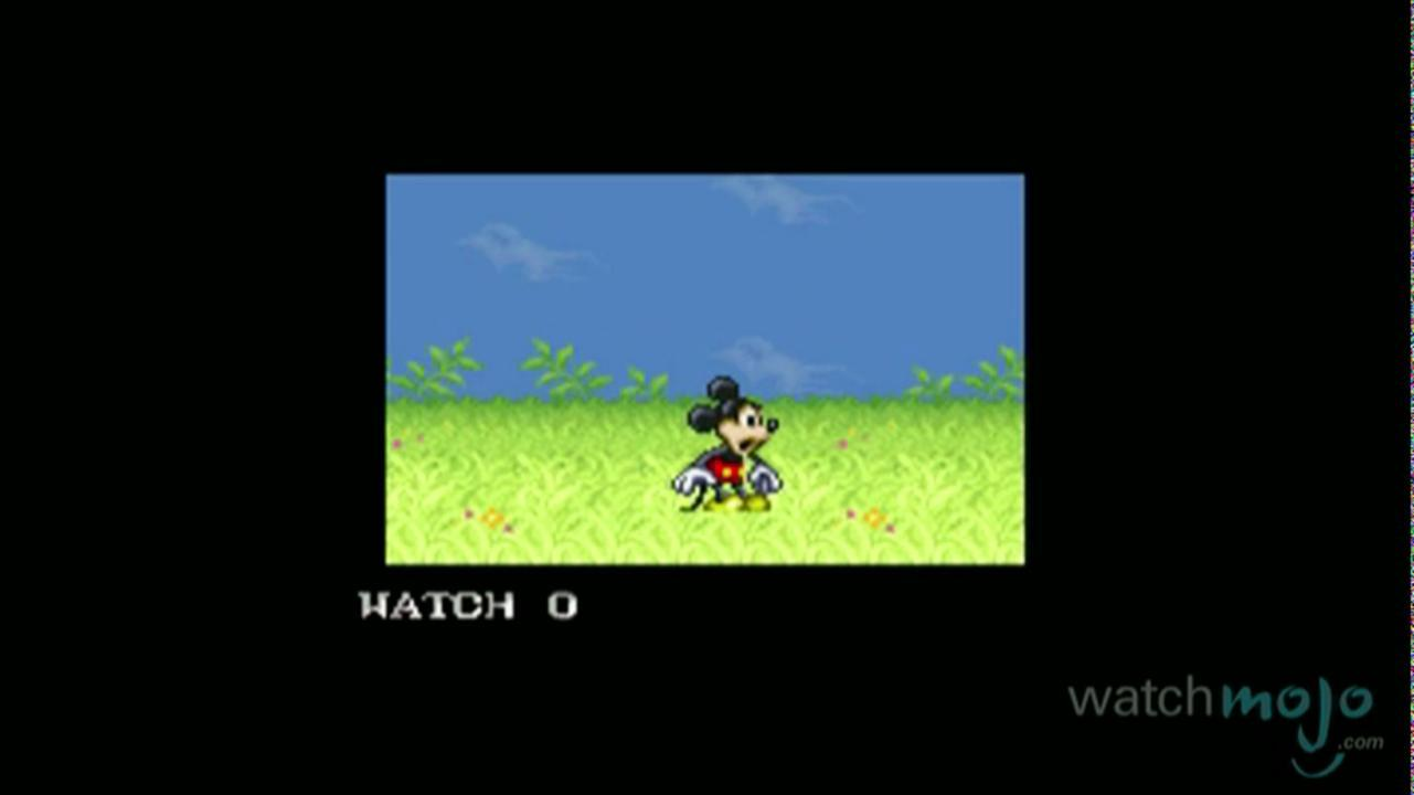 WatchMojo Video Game Classics Magical Quest Starring Mickey Mouse