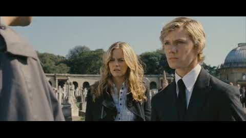 Alex Rider Operation Stormbreaker - ian's funeral