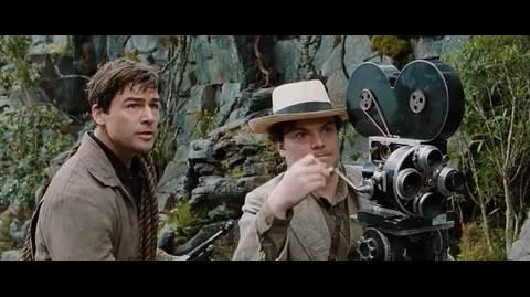 King kong - Filming dinosaurs
