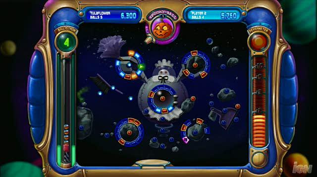 Peggle Xbox Live Gameplay - Duel