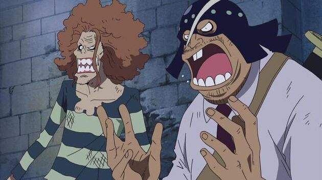 File One Piece - Episode 374 - Our Bodies Vanish! The Morning Sun Shines on the Nightmarish Island!
