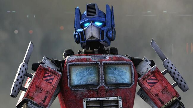 Titanfall Optimus Prime DLC Trailer