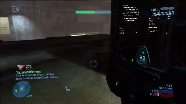 Halo 3 ODST Xbox 360 Preview - Video Preview Adversarial Maps
