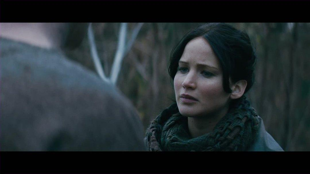 "The Hunger Games Catching Fire - Clip ""I'm Staying"""