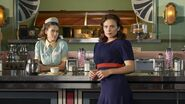 Agent Carter Fan Brain - Time and Tide