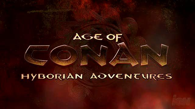Age of Conan Hyborian Adventures PC Games Trailer - Xibaluku Trailer