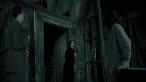 Harry Potter and the Prisoner of Azkaban - Snape's revenge