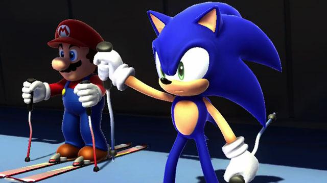 Mario & Sonic at the Sochi 2014 Olympic Winter Games - July Trailer