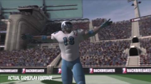 Backbreaker (VG) (2009) - E3 2009 trailer