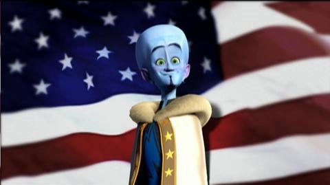 Megamind (2010) - TV Spot Vote For Megamind