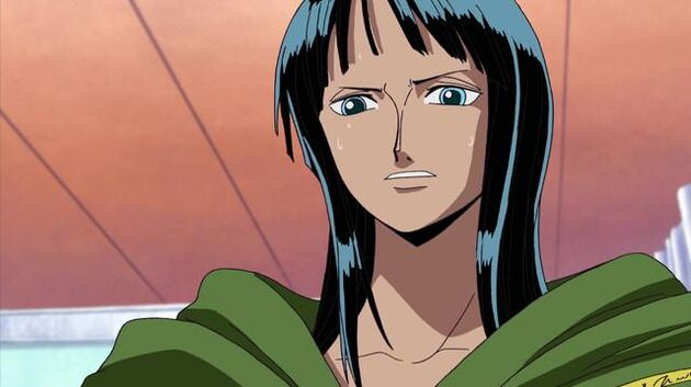 One Piece - Episode 283 - Everything Is for Her Friends! Robin in the Darkness!
