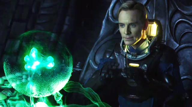 Prometheus - 30 Years in the Making Featurette