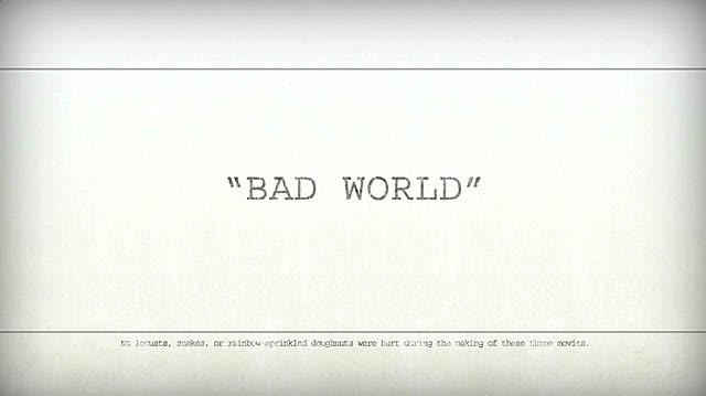 Battlefield Bad Company Xbox 360 Trailer - Bad World