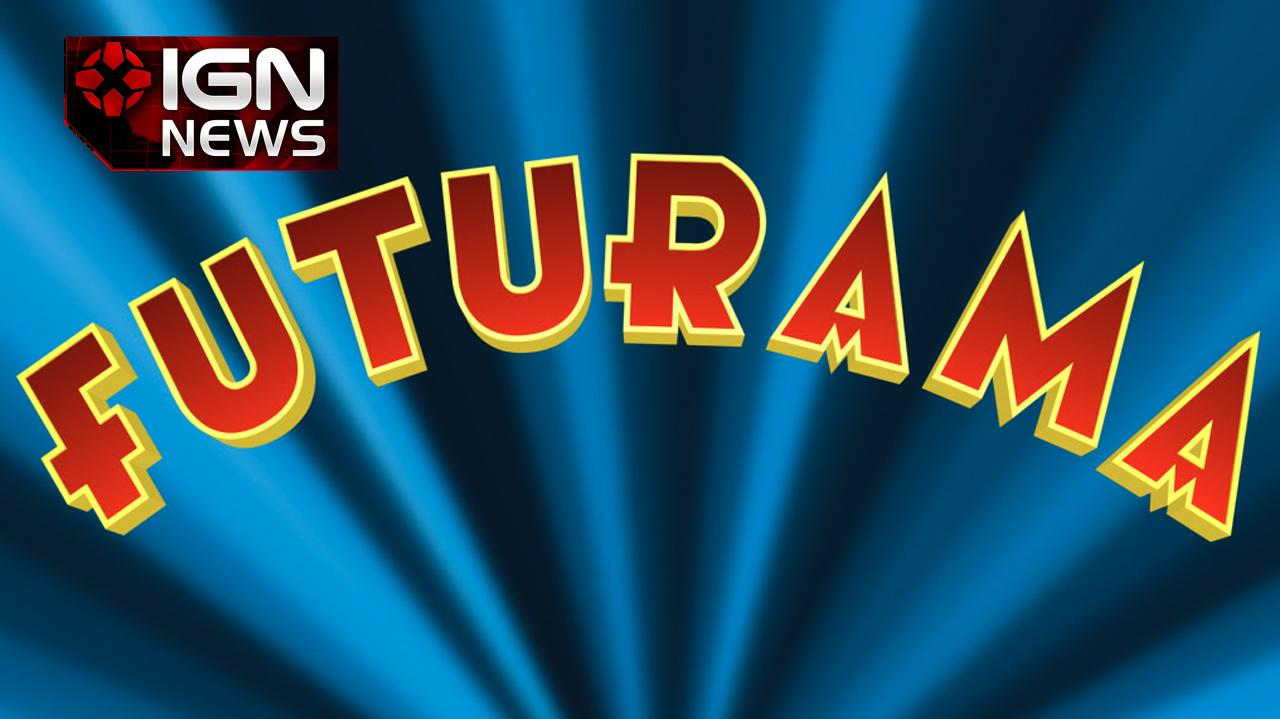 News Futurama Ending This Summer on Comedy Central