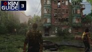 The Last of Us Walkthrough Part 03 - Quarantine Zone Beyond The Wall