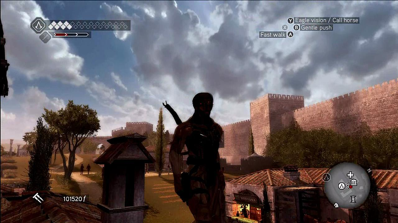 Assassin's Creed Brotherhood Sharp Dressed Man Gameplay