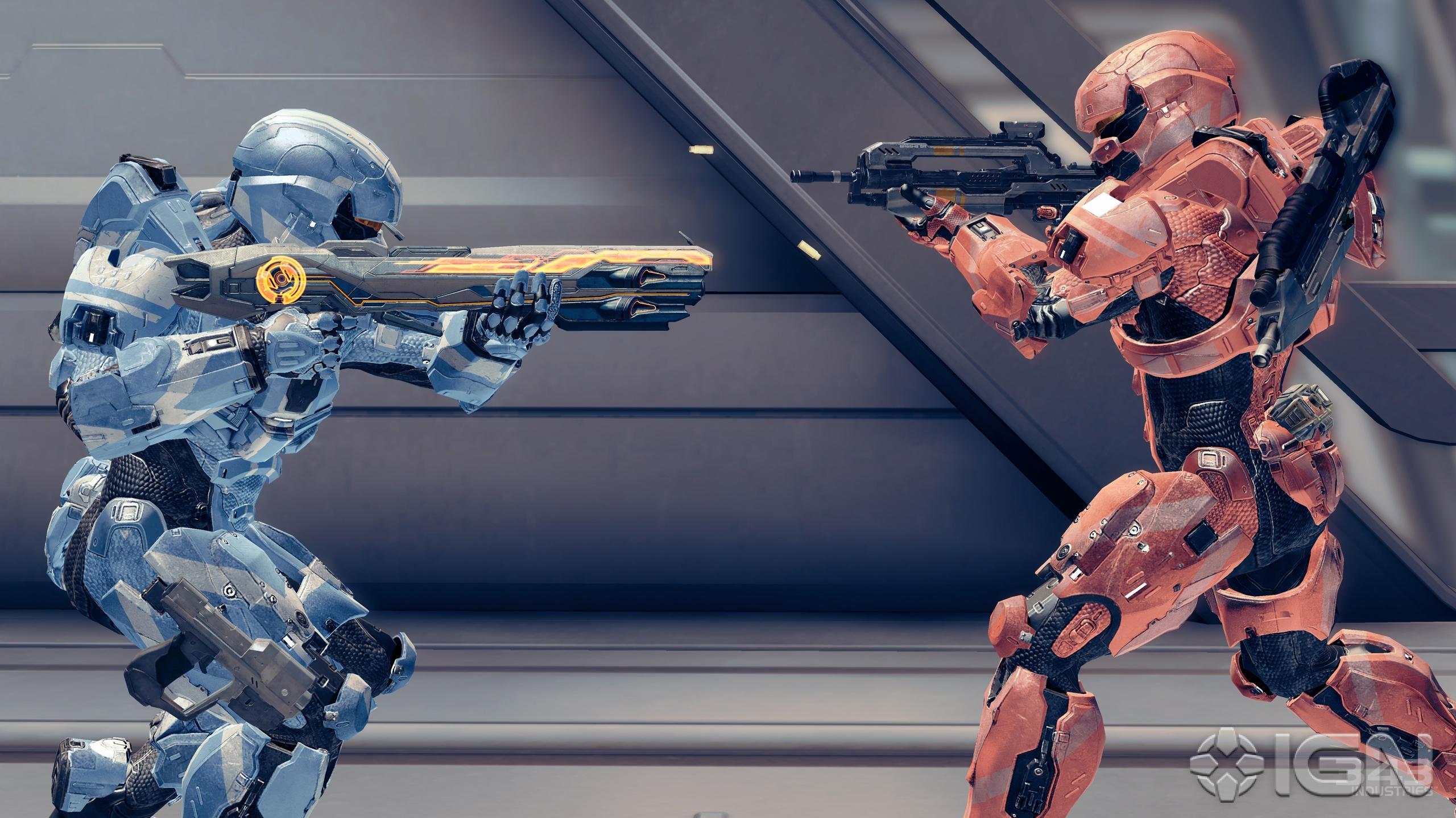 Halo 4 - Infinity Multiplayer Trailer - E3 2012