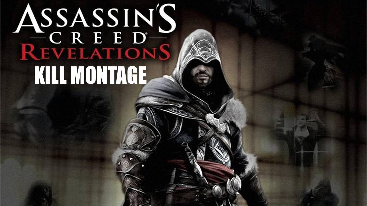 Assassin's Creed Revelations - Kill Montage - Gameplay