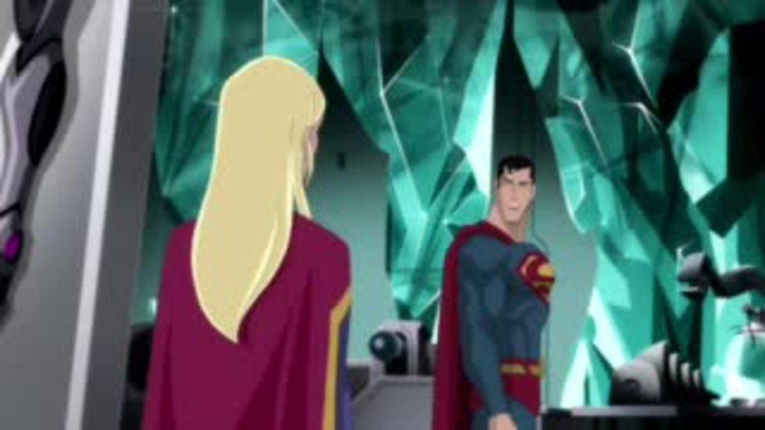 Superman Unbound Trailer