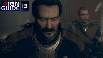 The Order 1886 Walkthrough - Chapter 08 Under Siege