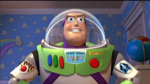Toy Story Special Edition (1995) - Clip Buzz Lightyear