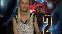 """Iron Man 2 (2010) - Interview Gwyneth Paltrow """"On Pepper's relationship with Tony and Rhodey"""""""