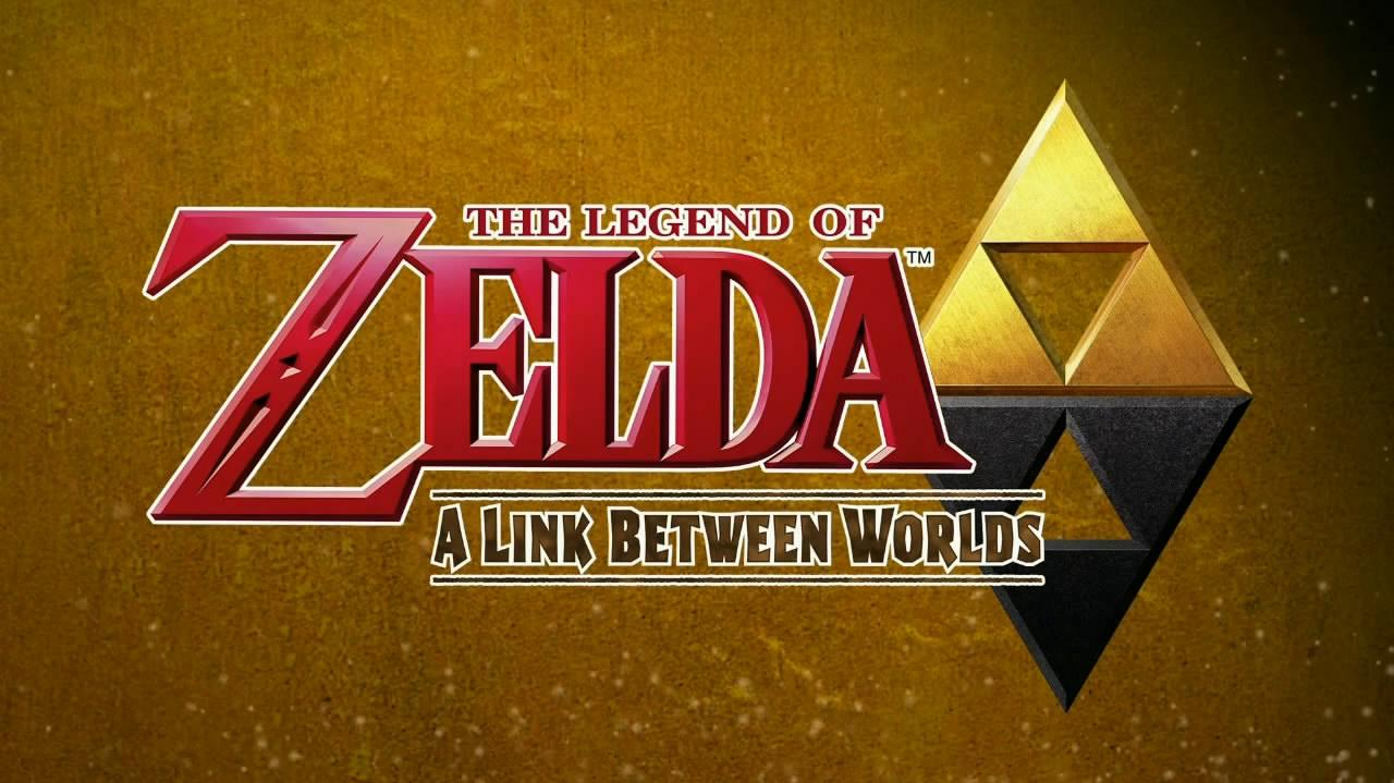 The Legend of Zelda A Link Between Worlds - Music trailer
